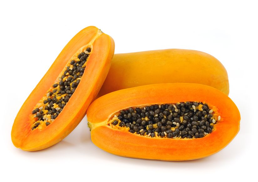 24Bite Recipe: Papaya Jelly Without Commercial Pectin (photo credit: Sommai Larkjit via 123RF)
