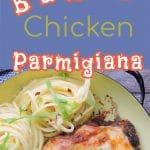 24Bite Recipe: Baked Chicken Parm Parmigiana Recipe by Christian Guzman