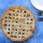 24Bite Recipe: Southern Fresh Peach Pie Recipe by Christian Guzman