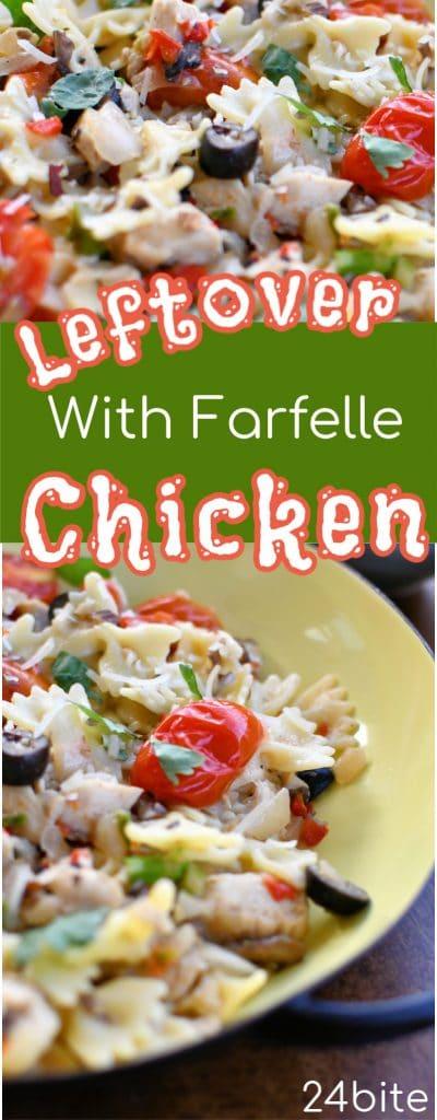 24Bite Recipe: Easy Rotisserie Leftover Chicken Recipe by Christian Guzman