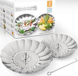 Adjustable Steamer Basket