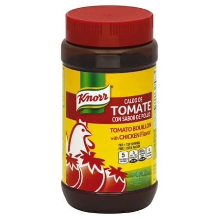 24Bite: Knorr Tomato and Chicken Bouillon Granulated Powder