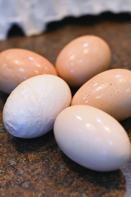 24Bite: Jumbo Double Yolk Farm Fresh Eggs
