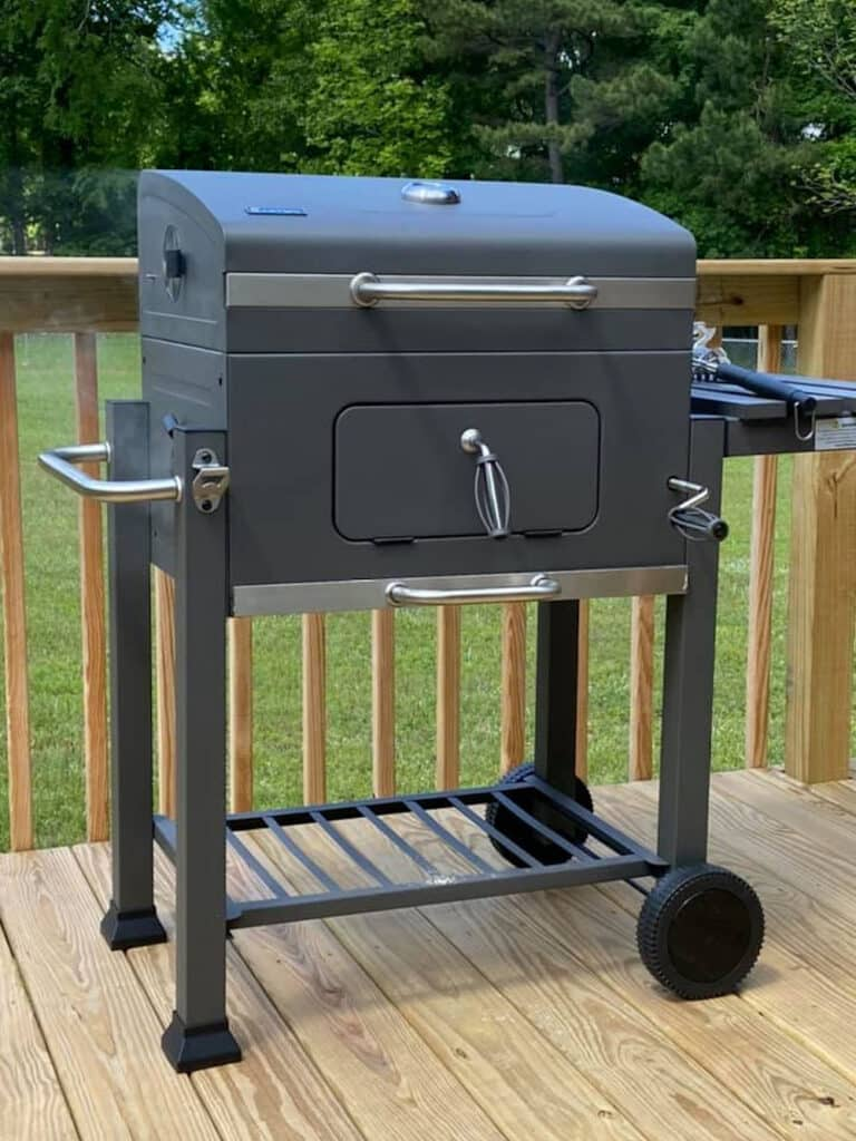 24bite: choosing a medium sized charcoal grill