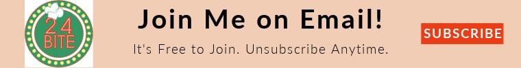24Bite: Email Banner
