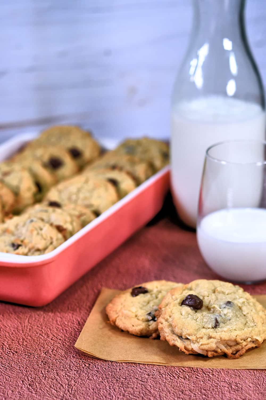 24Btie: Coconut Caramel Truffles Cookies Recipe by Christian Guzman
