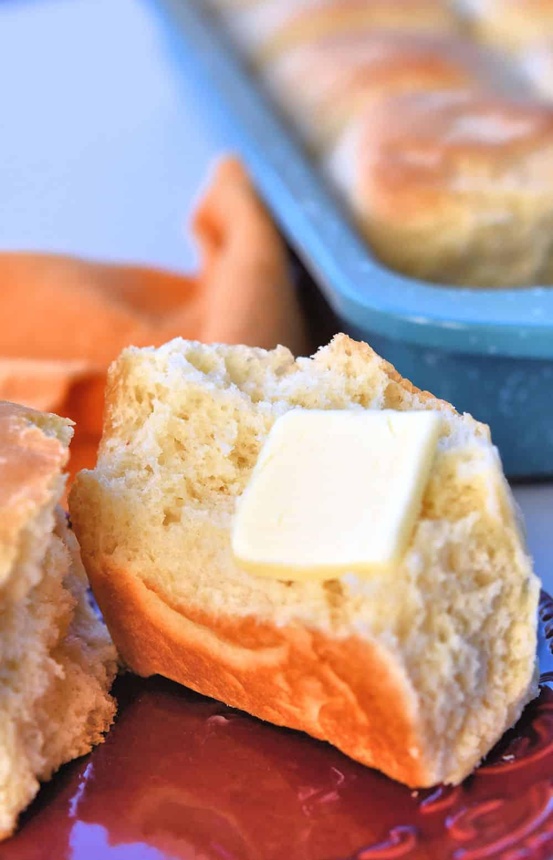 24Bite: Mashed Potato Rolls by Bread Machine, Hand or Mixer Recipe by Christian Guzman