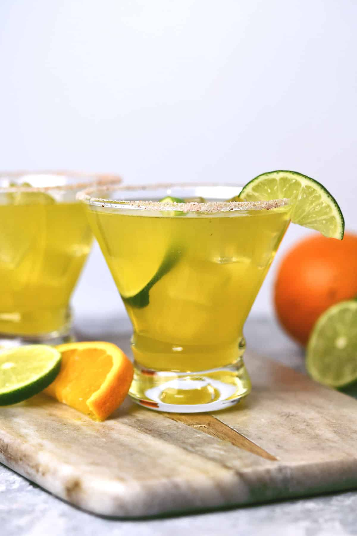 24Bite: Margarita Mocktail Recipe No Alcohol by Christian Guzman