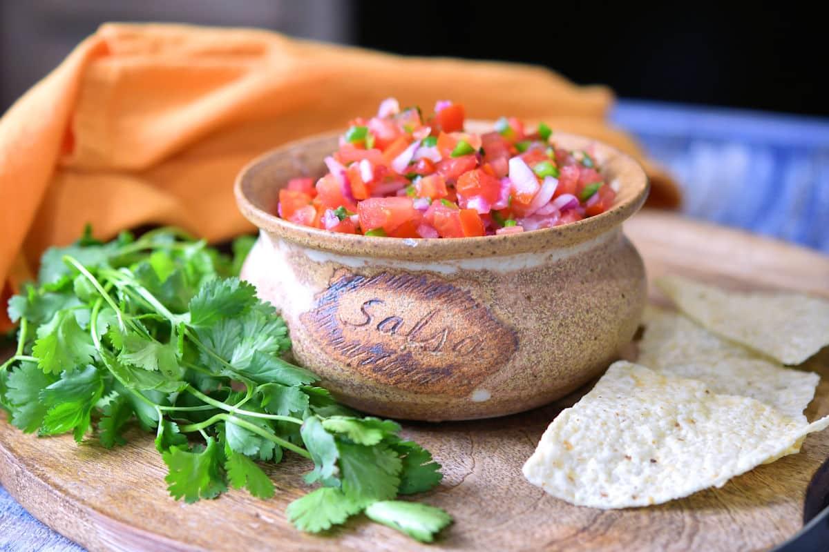 24Bite: Make Pico De Gallo From Scratch recipe by Christian Guzman