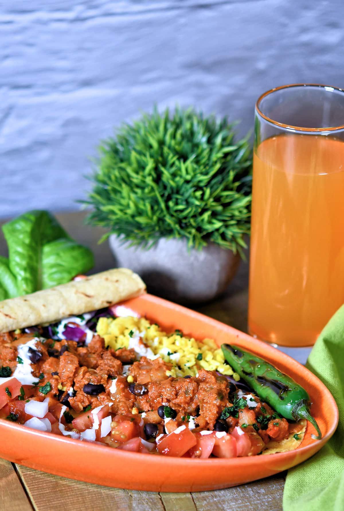 24Bite: Chorizo Picadillo Tacos on a Budget Recipe by Christian Guzman